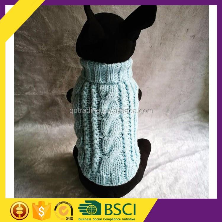 Atractivo Patrón De Ganchillo Suéter Del Perro Libre Easy ...