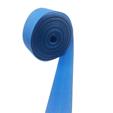 50mm Plastic Vinyl Coated Webbing For Belt and Backpack Straps Making