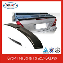 roof spoiler for Mercedes BENZ W203 C Type Trunk 01-07