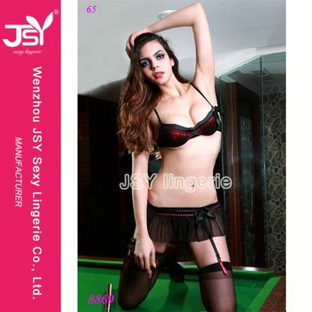Sexy Hot Fashion Show Lingerie Arab Women Sexy Lingerie Factory Supply Oem Quality Luxury Bra Set