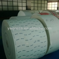 Food Grade AAA Single Sided PLA/PE Coated waterproof Paper For Paper Cup