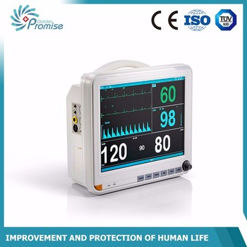Excellent Quality Ambulance Multi Parameter Patient Monitor - Buy ...