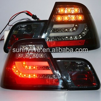 2003-2005 Year For Bmw E46 2 Doors 320 328 325 330ci Led Tail Lamp ...