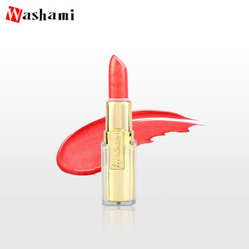 Charming bright colors lips makeup cheap long lasting lipstick waterproof