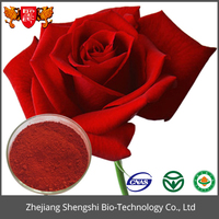China Traditional Organic Herbal Medicine Powder Rose Extract,Rose Flower Powder