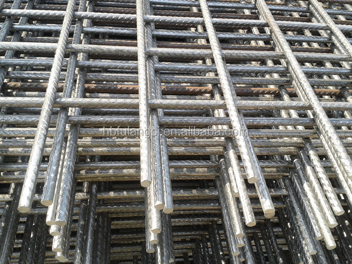Hot Sale Rebar Welded Wire Mesh For Concrete Reinforcement Sizes ...