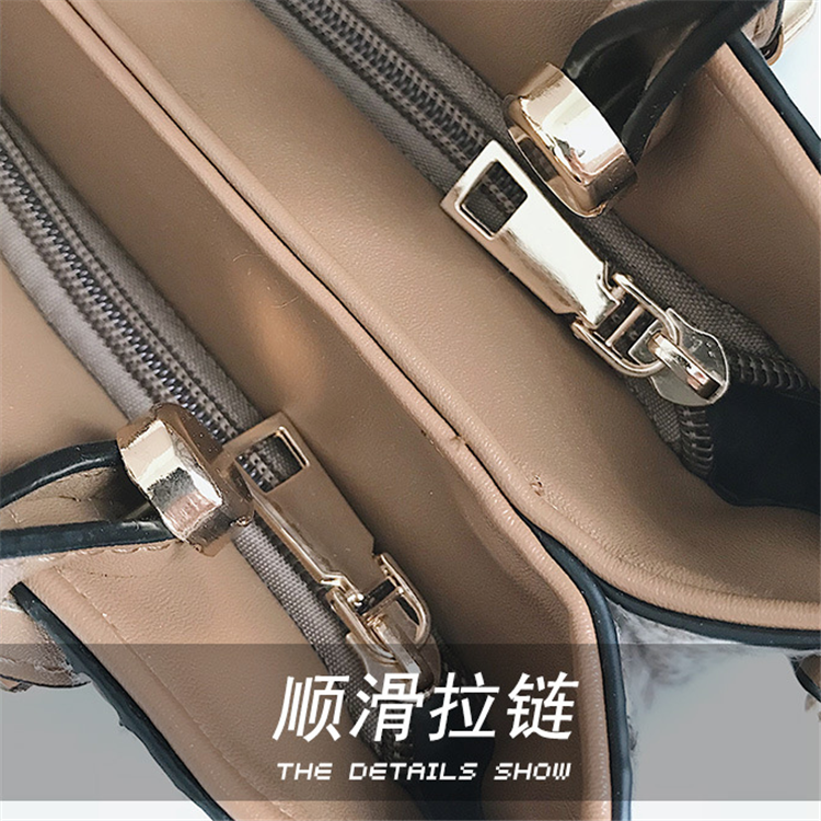 Osgoodway China Wholesale Fashion Desgin Korean Style Custom Worsted Business Women Bags Hand Bag Handbag for work outdoor shop