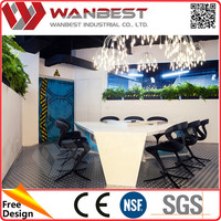 china office set online shopping table top meeting electric