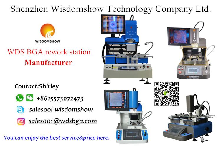 mobile bga rework station