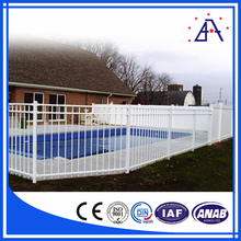 Easy Installation Nice Looking Aluminum Pool Fence
