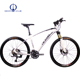 White MTB mountain bike 26 inch Alloy frame Lockable suspension fork 27 speed Downhill MTB mountain bicycle