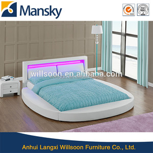 Furniture Bedroom Sets Round Bed Wholesale, Round Bed Suppliers ...