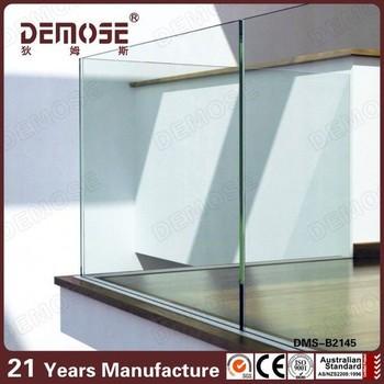 China Supplier Demose Glass Railing U Channel
