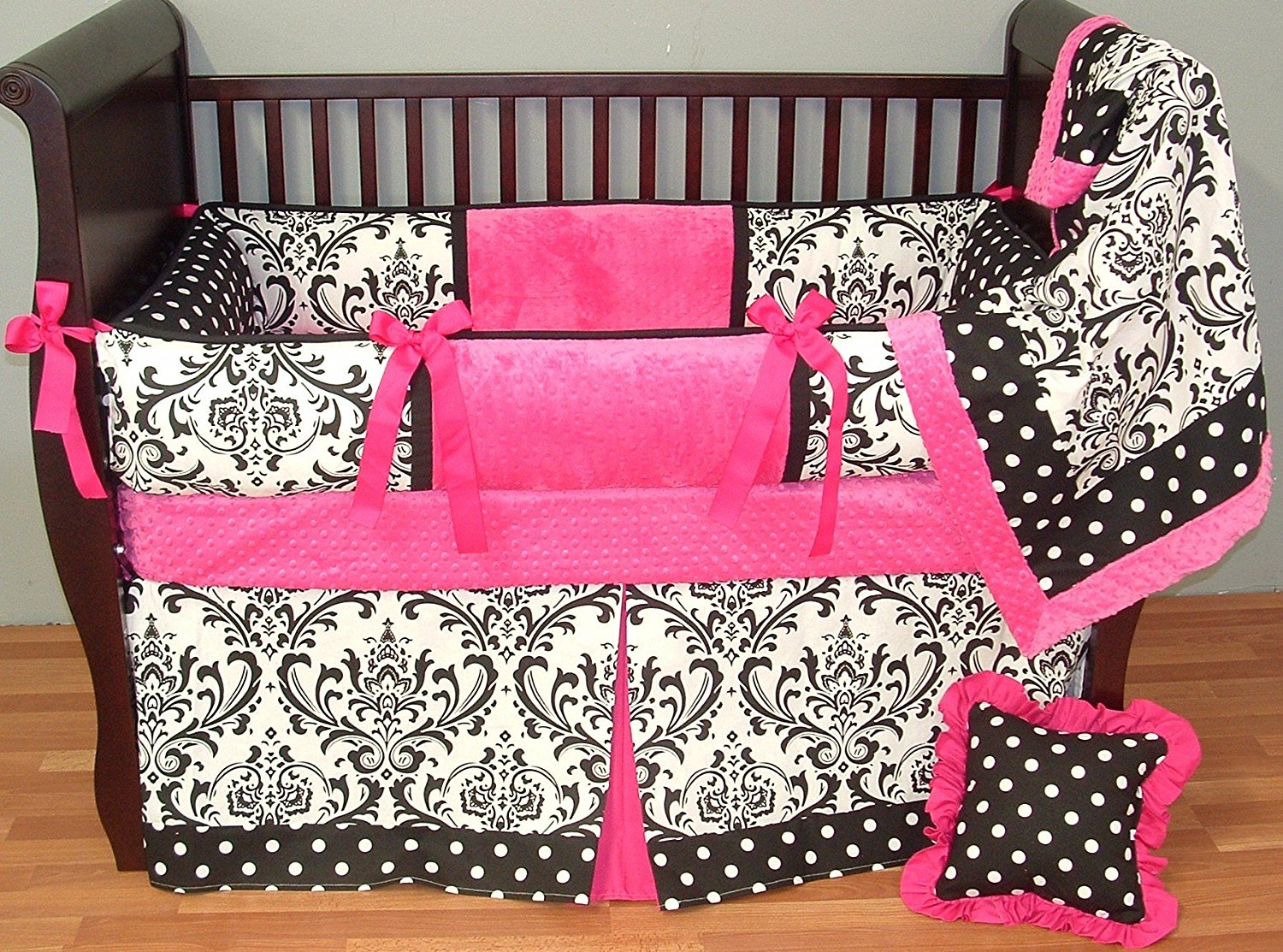 Modpeapod Aimee Breathable Baby Bedding Set