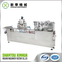 high quality Mini Food And Pharmacy Blister Packaging Machine in the Southeast of China mainland