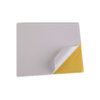 2016 Matte white self adhesive A4 size Waterproof paper label sticker for inkjet printer