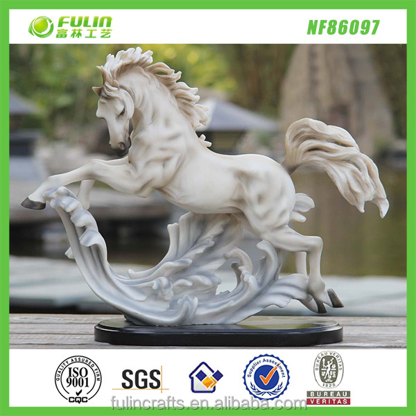 High-quality &Creative Resin Horse Statue For House Decoration