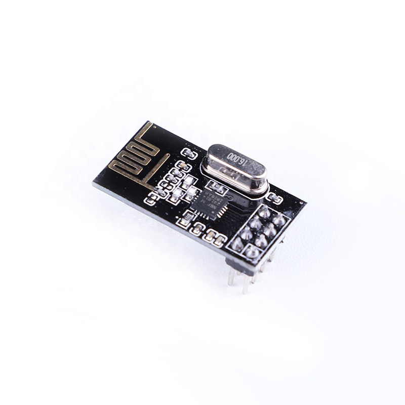 NRF24L01 Communicatie Transceiver + 2.4G Radio Draadloze Module 2.54mm
