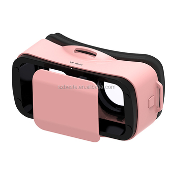 virtual reality 3D glasses vr case, 3rd generation headset 3.0 google