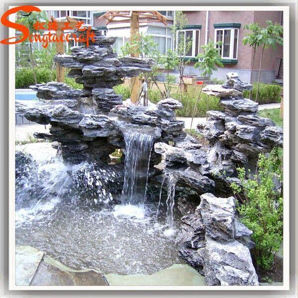 Kann Angepasst Werden Brunnen Garten Dekorative Landschaft Stein