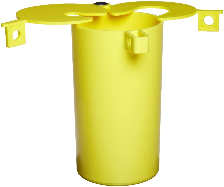 Buy Brady BR753Y Prinzing 1.5 Inch Yellow MSDS Binder (1