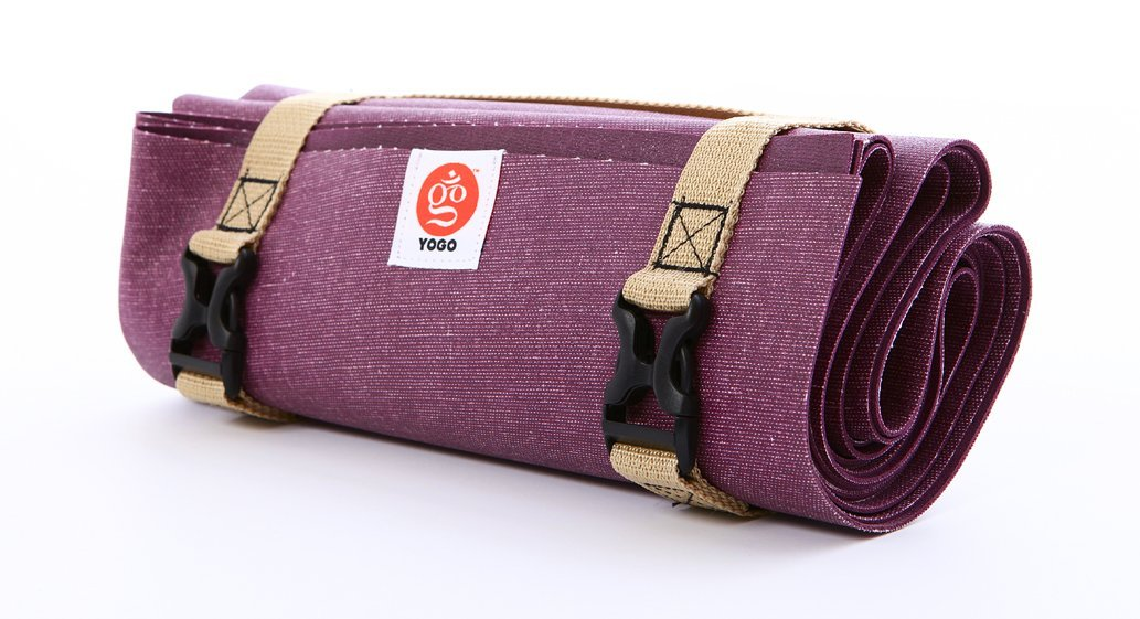 Buy Ultralight Travel Yoga Mat By Yogo Folding Mat With Integrated Straps And Handle For Carry And Wash In Cheap Price On Alibaba Com