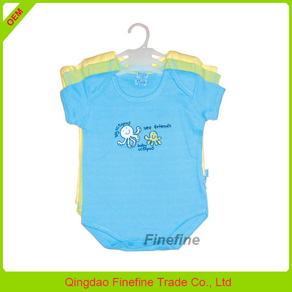 Cheap price baby names for boys cotton baby rompers
