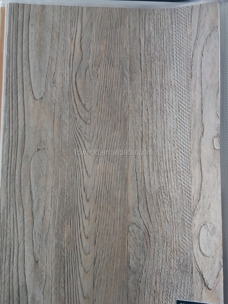 Wood Grain Printed Decorative Base Paper for Furniture Melamine Plywood