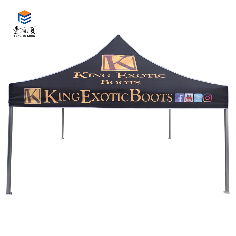 Pop up promotional tent, custom printed tent canopy, catering aluminium tents for sale