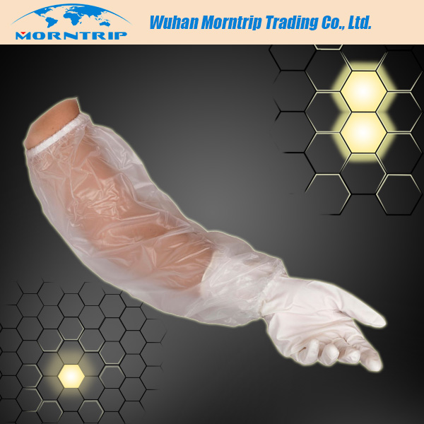 Golden Supplier Disposable Non Slip Nonwoven Sleeve Cover