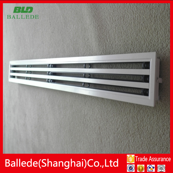 HVAC ac grills 4 x 24 made by China manufacturer