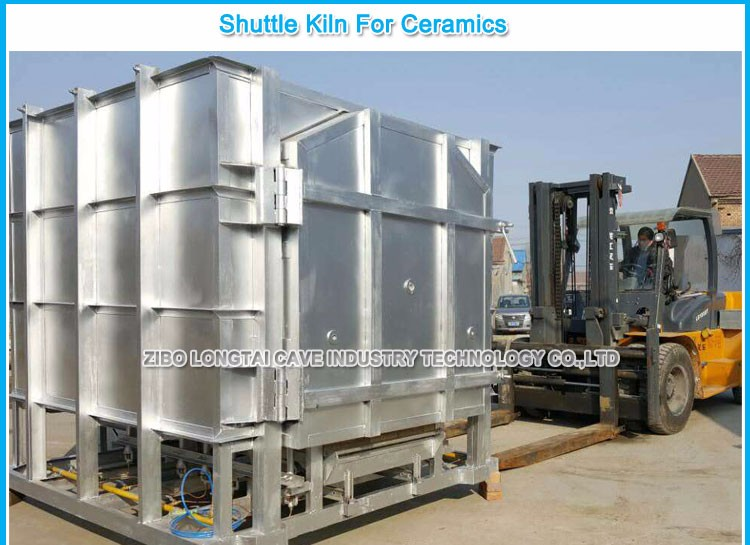 Shuttle Kilns For Ceramics