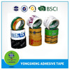 2016 factory price custom logo bopp packing tape
