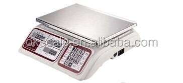 hot accurate acs price computing scale table top weighing scale 602