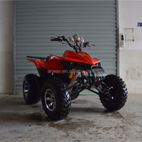 2017 high quality automatic gear quad bike atv 200cc
