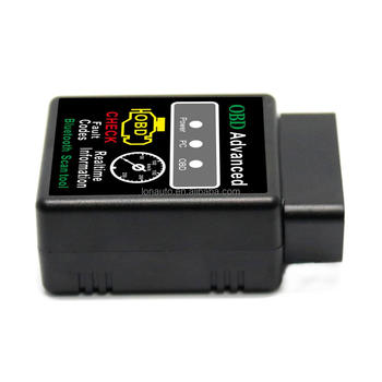 Elm 327 Bluetooth2.0 OBD2 for Android g scan diagnostic tool V1.5 elm327 v1.5 car diagnostic machine prices