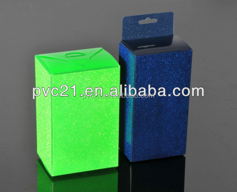 Packaging box Fashion frosted&transparent pp box plastic pp box