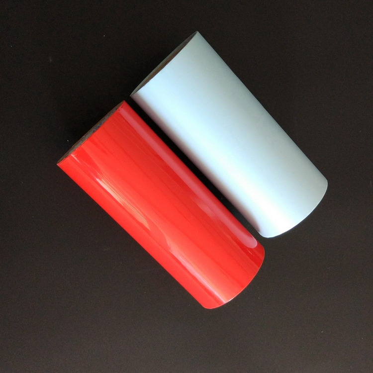 Solid Color Hot Stamping Foil For PVC Foam Advertisement Board