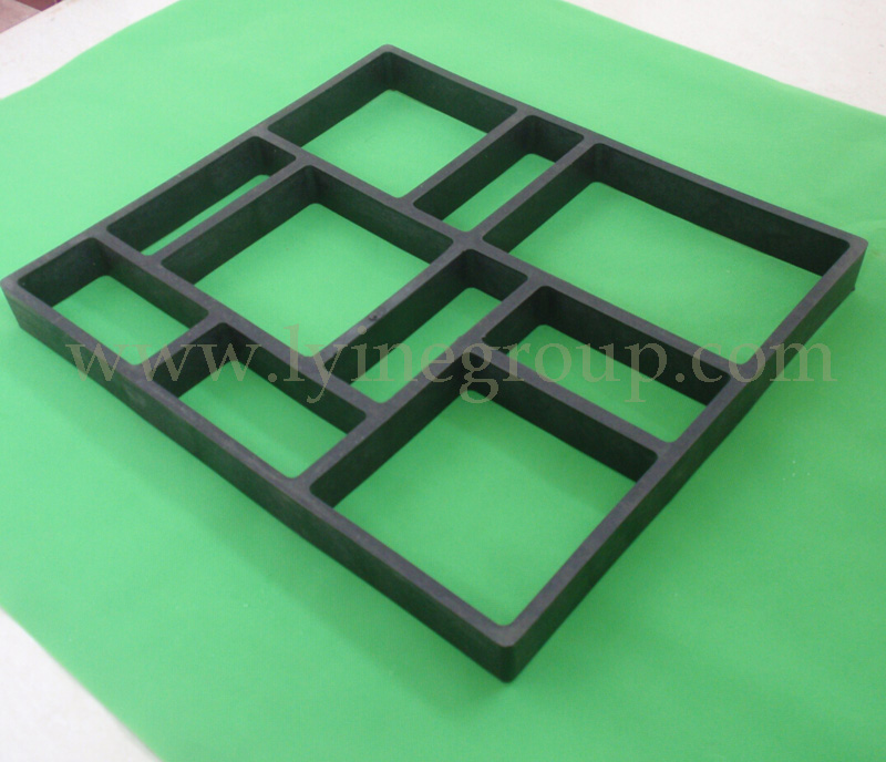 Wonderful Concrete Paver Mold DIY Paving Maker Garden Tools Plastic Patio Concrete  Stone Moulds