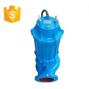 60Hz submersible 2 inch electric slurry pump