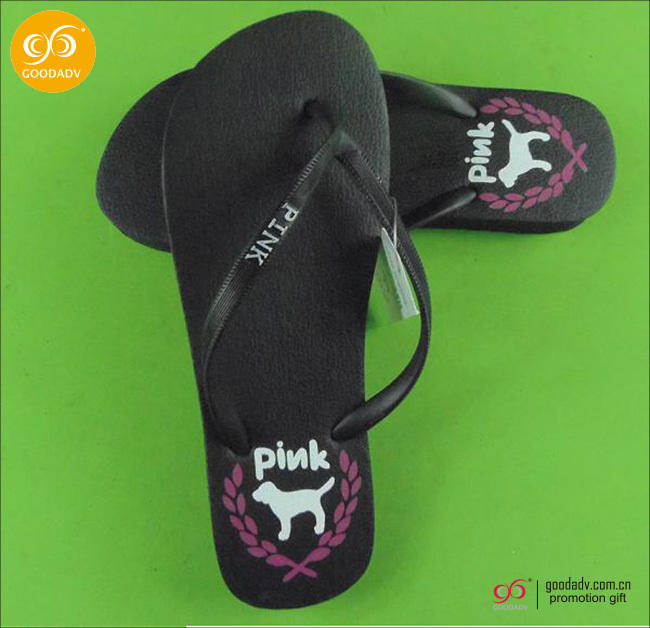 New design chinese wholesale girls sandals pvc strap slipper
