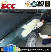 Car paint usage auto polyester putty
