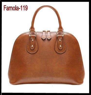soft leather classic genuine leather handbag