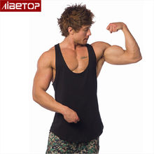 Groothandel cuustom private <span class=keywords><strong>logo</strong></span> mouwloze compressie <span class=keywords><strong>sportwear</strong></span> gym wear shirt mannen