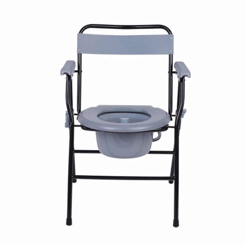 Enjoyable China Factory Ce Fda Approved Portable Folding Commode Chair With Toilet Seat Buy Portable Folding Commode Chair With Toilet Seat Product On Theyellowbook Wood Chair Design Ideas Theyellowbookinfo