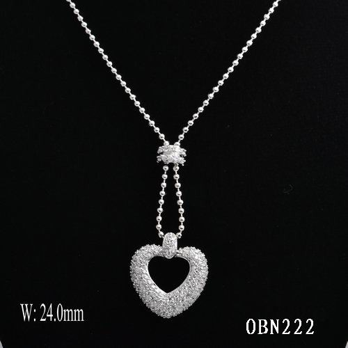 Perfect Christmas jewelry gift-wholesale pearl love gift oyster pendant necklace