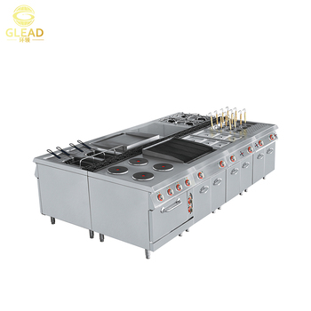 Guangzhou New Commercial Electric Restaurant Hotel Catering Kitchen ...