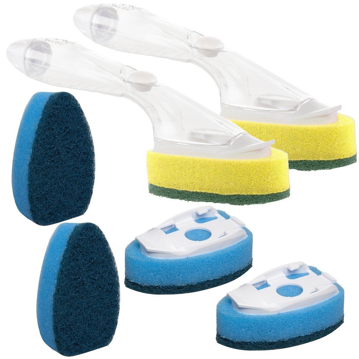 Seifenspender Spülbürste Kunststoffbürste Spülbecken Reinigungsbürste