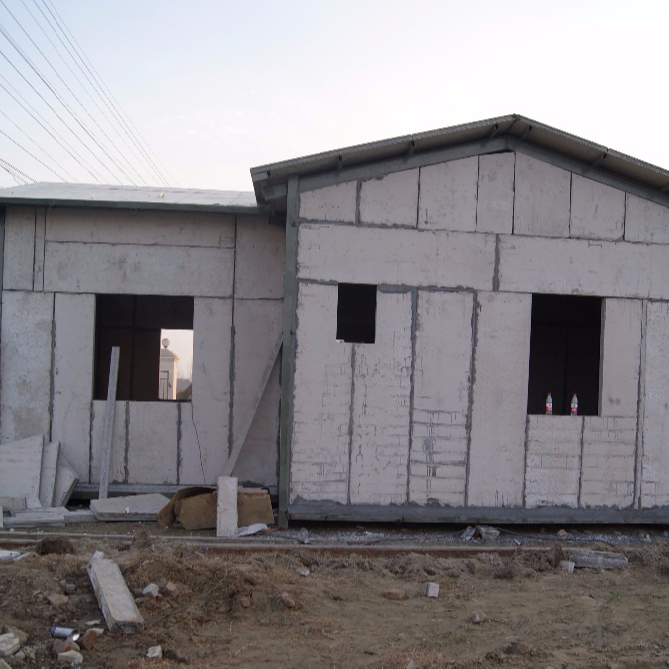 Sound Insulation EPS Cement Sandwich <strong>Panel</strong> for Modular Prefabricated House
