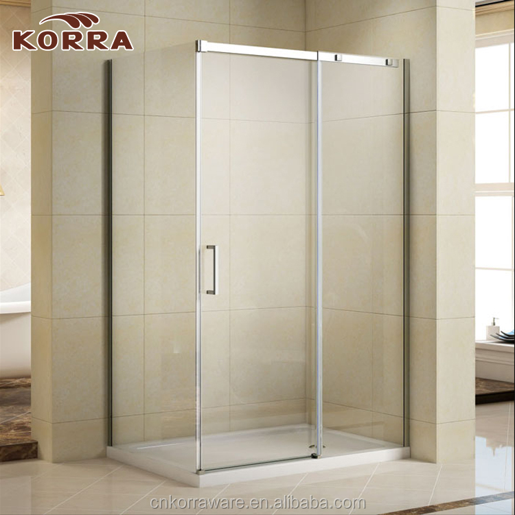 Rectangular Shower Enclosure 6mm Tempered Glass Shower Room ...